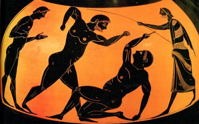 Pankration-JO-Antiques