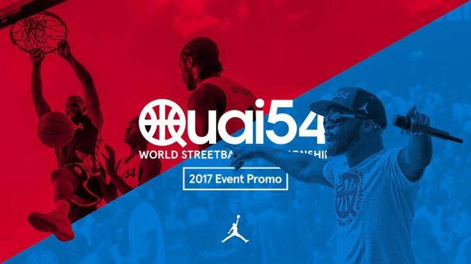 Jordan - Quai 54 2017