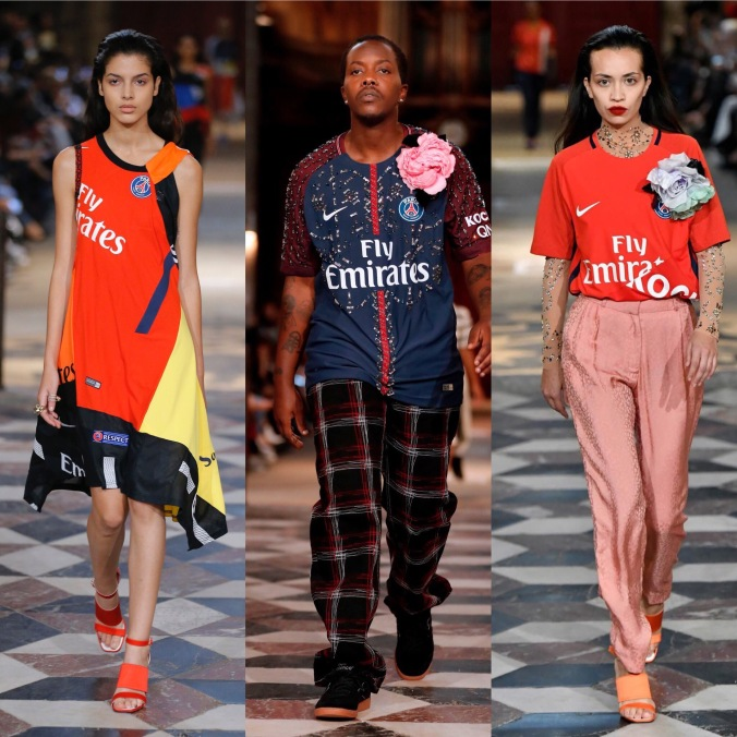 PSG - Fashion Week